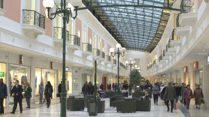 A serris le centre commercial val d 39 europe largit ses - Val d europe village horaire ...